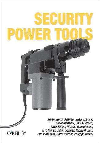 Okładka książki/ebooka Security Power Tools