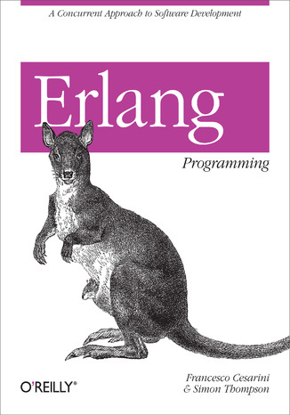 Okładka książki Erlang Programming