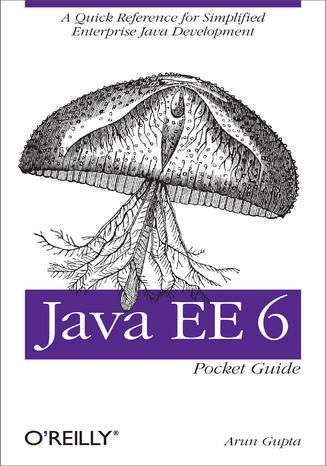 Okładka książki/ebooka Java EE 6 Pocket Guide