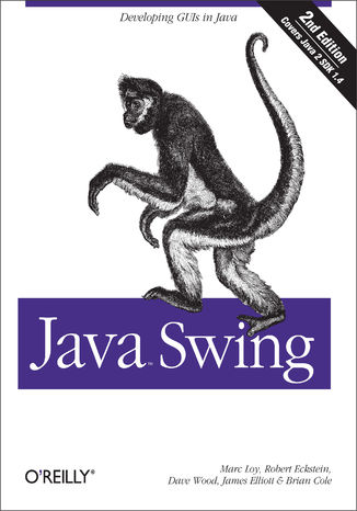 Okładka książki/ebooka Java Swing. 2nd Edition