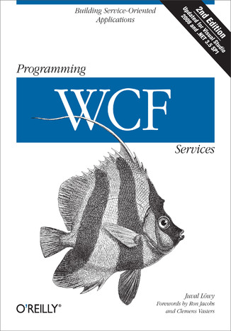 Okładka książki Programming WCF Services. 2nd Edition