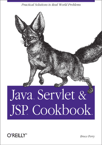 Ebook Java Servlet & JSP Cookbook