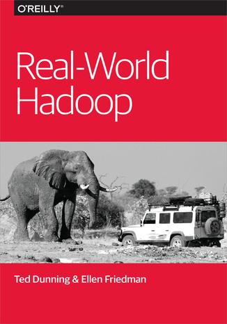 Okładka książki Real-World Hadoop