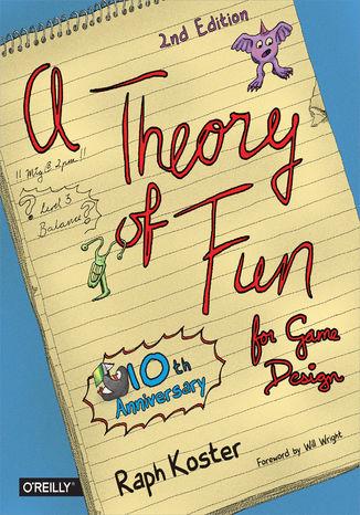 Okładka książki Theory of Fun for Game Design. 2nd Edition