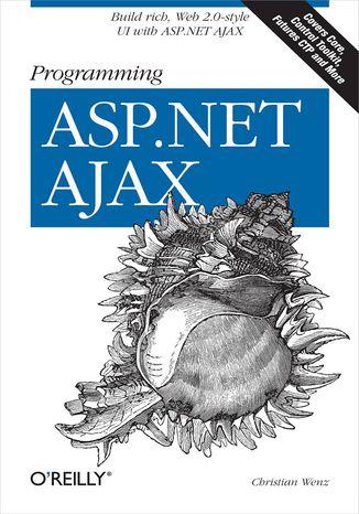 Okładka książki/ebooka Programming ASP.NET AJAX
