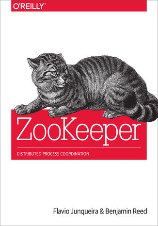 Okładka książki/ebooka ZooKeeper. Distributed Process Coordination