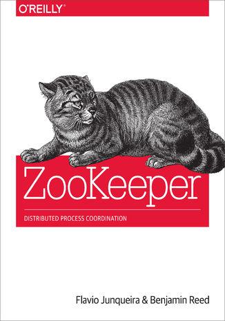 Okładka książki ZooKeeper. Distributed Process Coordination