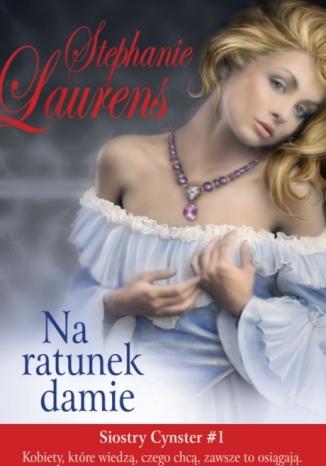 Okładka książki Na ratunek damie