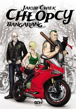 Okładka książki/ebooka Chłopcy 2. Bangarang