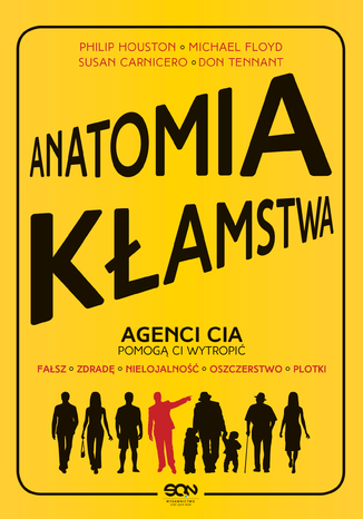 Okładka książki Anatomia kłamstwa