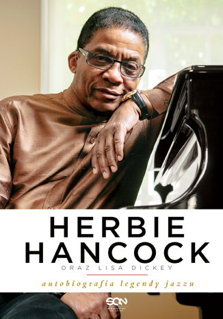 Okładka książki Herbie Hancock. Autobiografia legendy jazzu