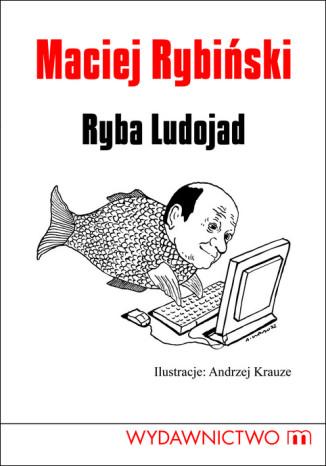 Okładka książki Ryba Ludojad
