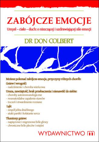 Okładka książki Zabójcze emocje