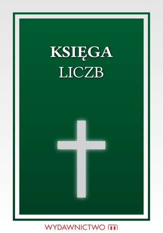Okładka książki/ebooka Księga liczb