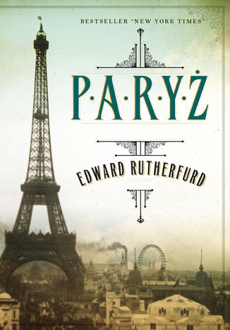 Okładka książki/ebooka Paryż