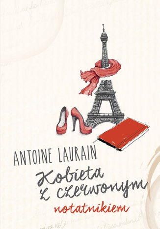 Okładka książki/ebooka Kobieta z czerwonym notatnikiem