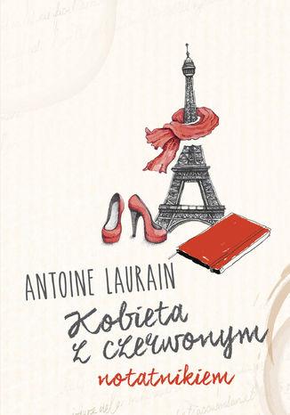 Okładka książki Kobieta z czerwonym notatnikiem