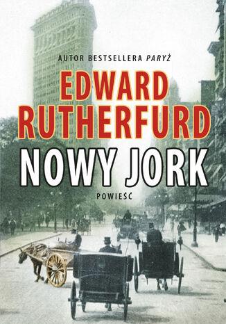 Okładka książki Nowy Jork