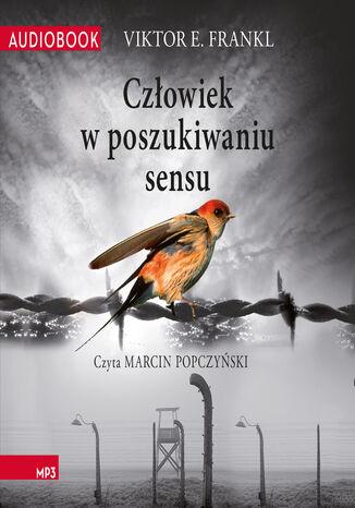 Okładka książki Człowiek w poszukiwaniu sensu. Głos nadziei z otchłani Holokaustu