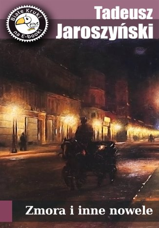 Okładka książki Zmora i inne nowele