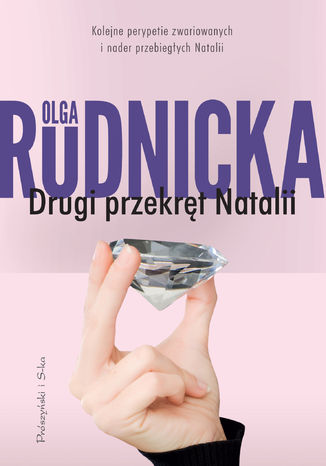 Okładka książki/ebooka Drugi przekręt Natalii
