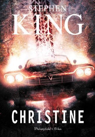Okładka książki Christine