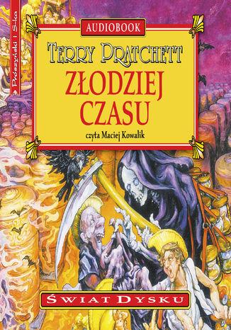 Okładka książki/ebooka Złodziej czasu