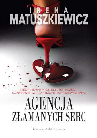 Okładka książki Agencja złamanych serc