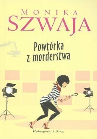 Okładka książki/ebooka Powtórka z morderstwa