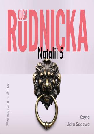 Okładka książki/ebooka Natalii 5