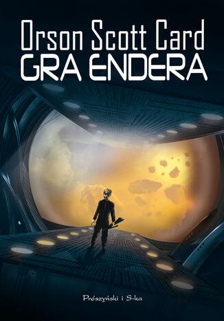 Okładka książki Saga o Enderze. Gra Endera