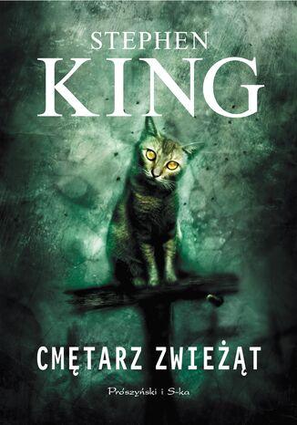 Okładka książki/ebooka Cmętarz zwieżąt