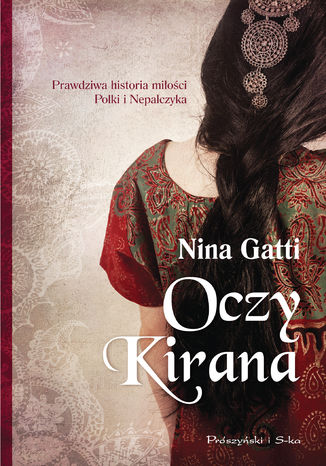 Okładka książki Oczy Kirana