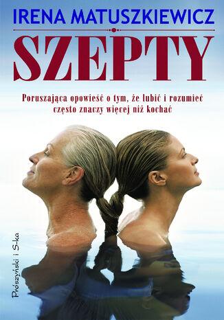 Okładka książki/ebooka Szepty