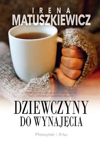 Okładka książki/ebooka Dziewczyny do wynajęcia