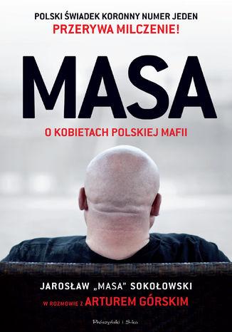 Okładka książki MASA o kobietach polskiej mafii. Jarosław
