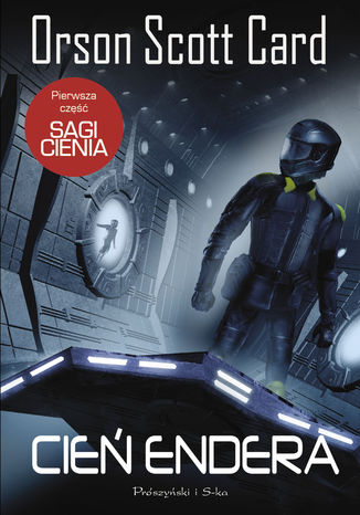 Okładka książki Cykl Endera. Cień Endera