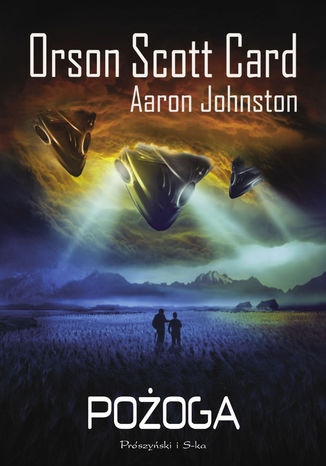 Okładka książki/ebooka Pożoga