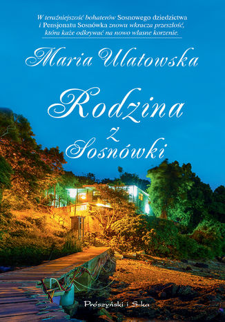 Okładka książki/ebooka Rodzina z Sosnówki