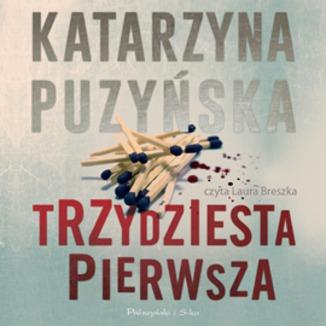 Okładka książki Saga o policjantach z Lipowa. Trzydziesta pierwsza