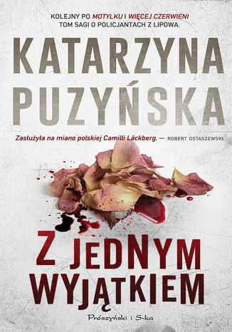 Okładka książki/ebooka Saga o policjantach z Lipowa. Z jednym wyjątkiem