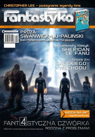 Nowa Fantastyka 08/2015