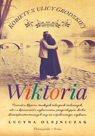 Okładka książki Kobiety z ulicy Grodzkiej. Wiktoria