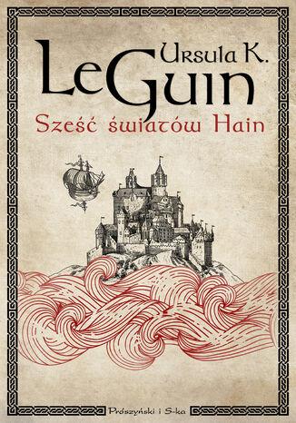 Okładka książki Sześć światów Hain