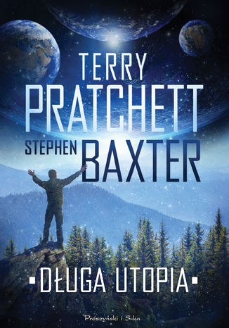 Okładka książki Długa utopia