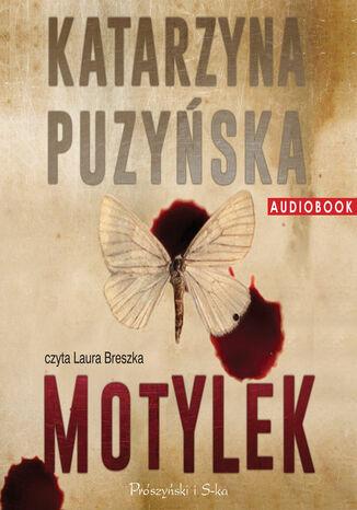 Okładka książki Saga o policjantach z Lipowa. Motylek