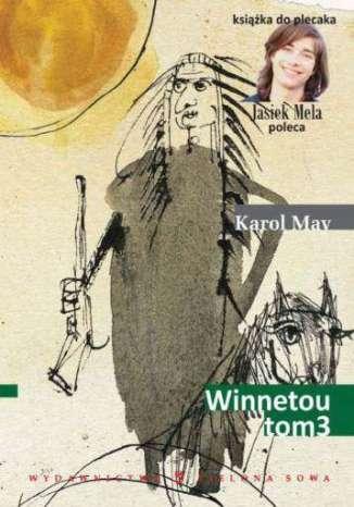 Okładka książki Winnetou. Tom III
