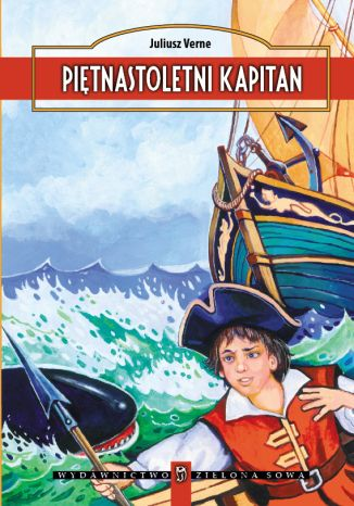 Ebook Piętnastoletni kapitan