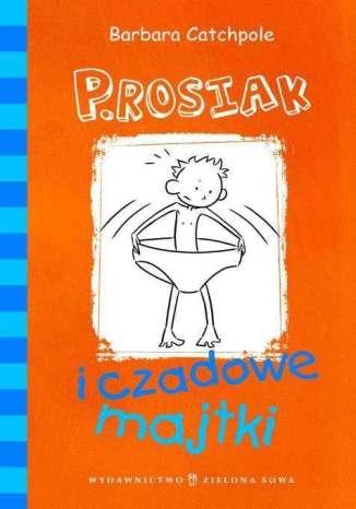 Okładka książki/ebooka P.Rosiak i czadowe majtki