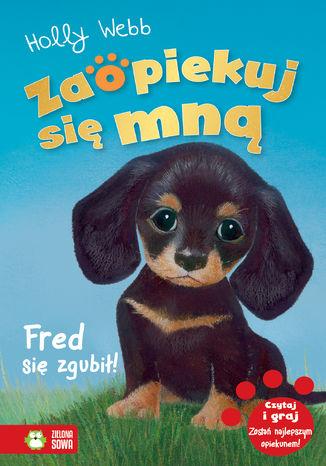 Okładka książki Fred się zgubił